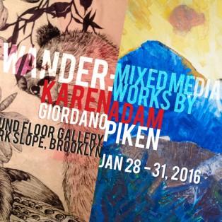 Wander Art Show